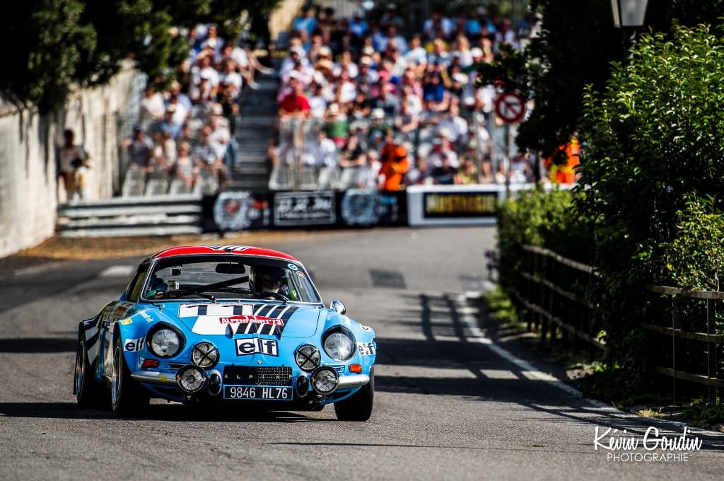 Circuit Remparts Alpine A110 10
