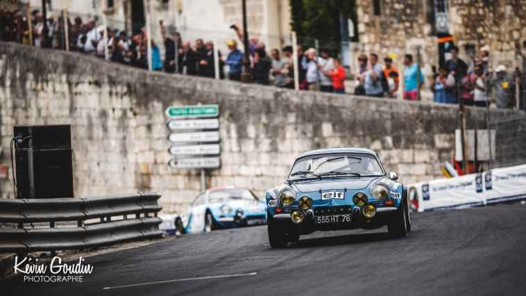 Circuit Remparts Alpine A110 4