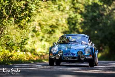Circuit Remparts Alpine A110