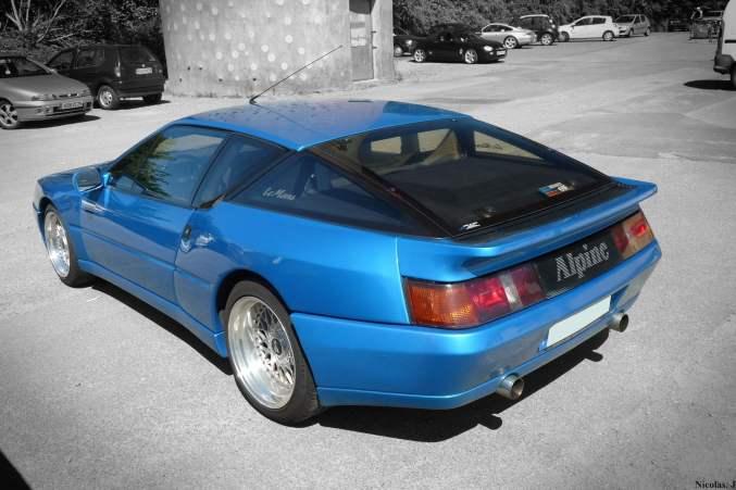 Alpine GTA Le Mans