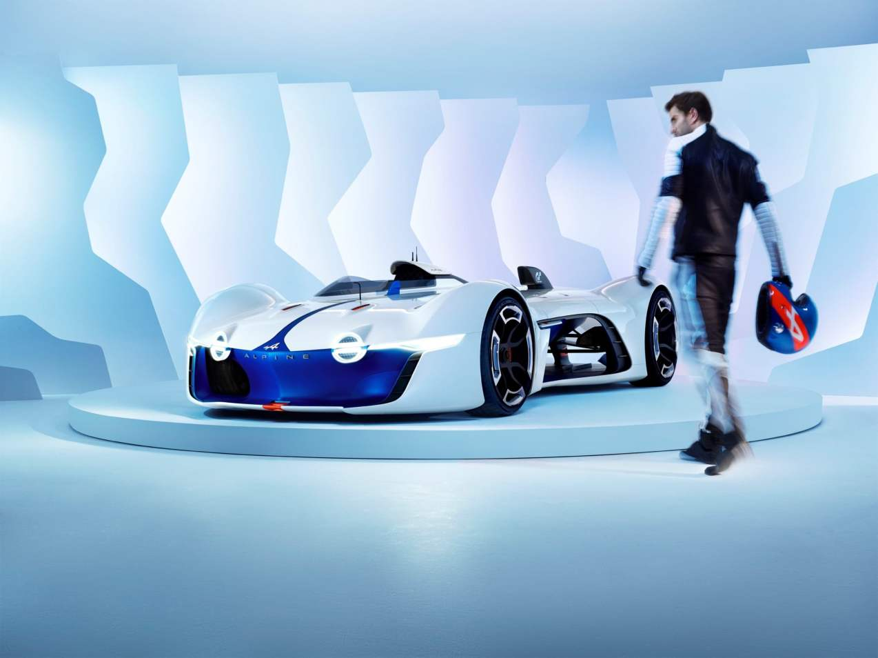 Alpine Vision Gran Turismo GT6 2015