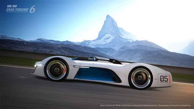 Alpine Vision Gran Turismo - 37