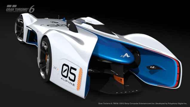 Alpine Vision Gran Turismo - 49