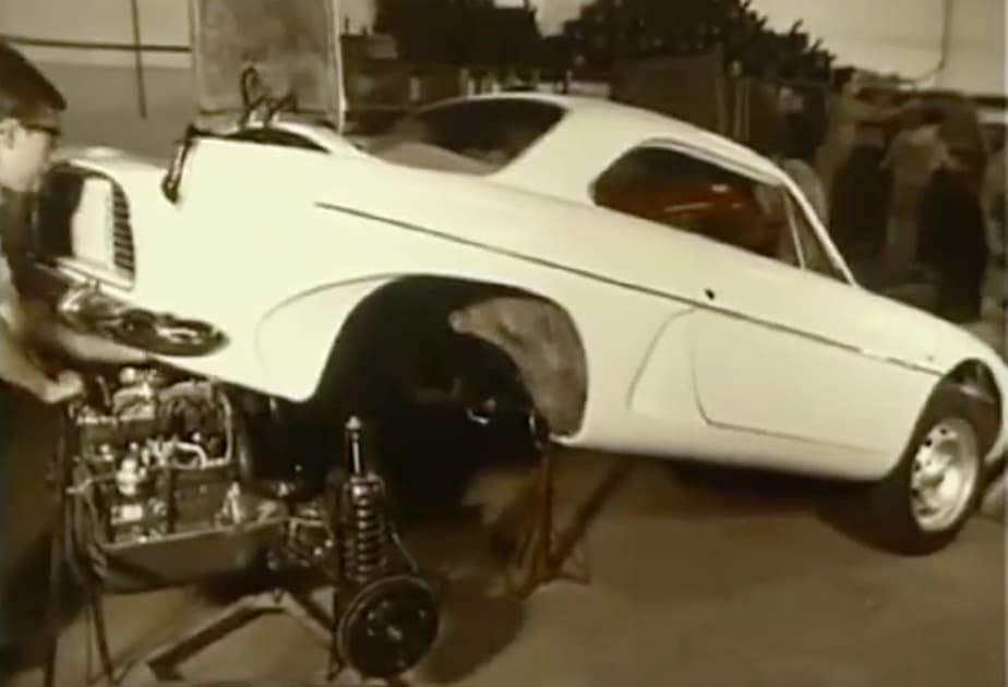 Willys Interlagos Fabrication   Overland Interlagos: l'Alpine Made in Brazil !