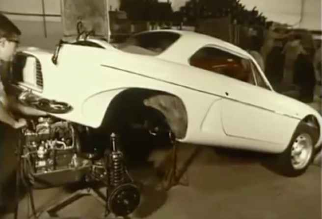 Willys Interlagos Fabrication