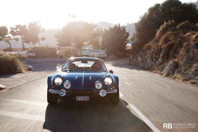 Raphaël Belly - Alpine A110 1600S