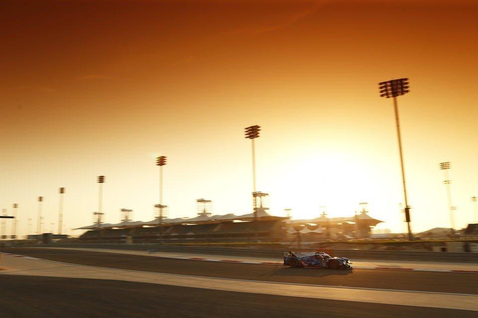 Signatech Alpine Bahreïn WEC 10   7ème et dernier podium pour Alpine à Bahreïn !