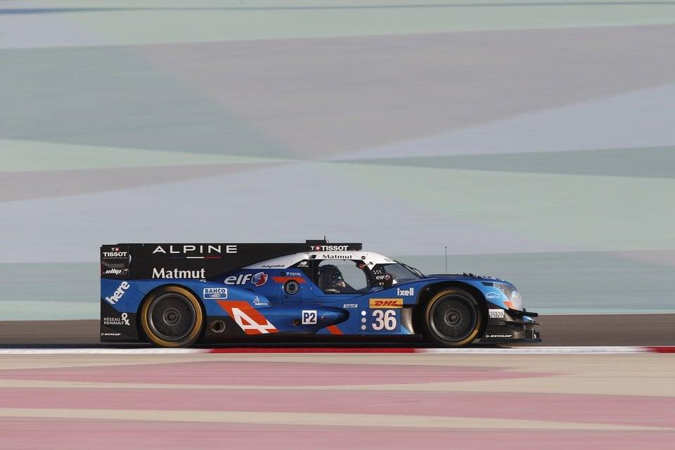 Signatech Alpine Bahreïn WEC 4   7ème et dernier podium pour Alpine à Bahreïn !