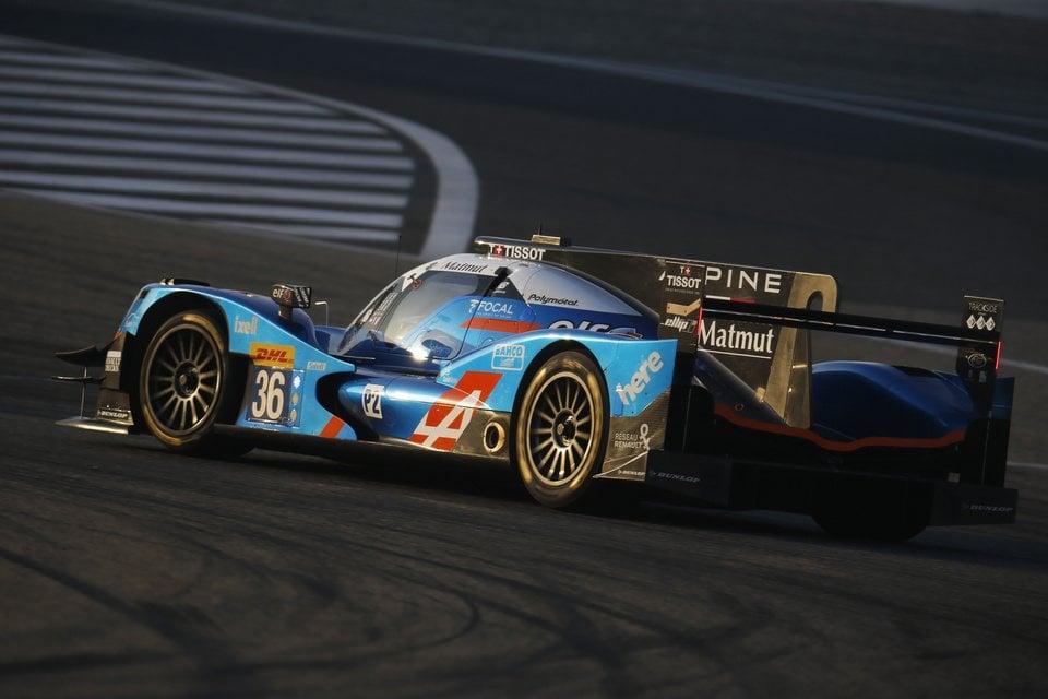 Signatech Alpine Bahreïn WEC 6   7ème et dernier podium pour Alpine à Bahreïn !