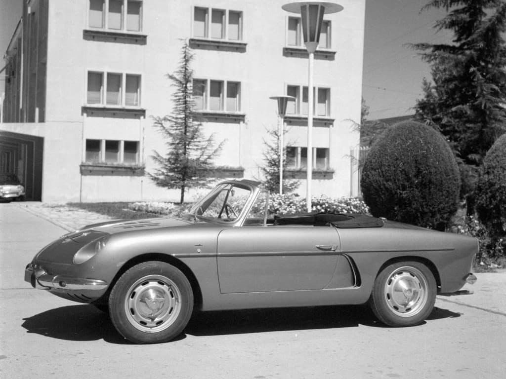 FASA Renault Alpine A108 Cabrio 1963–66 2   FASA Renault Alpine A110 : Amor de España !