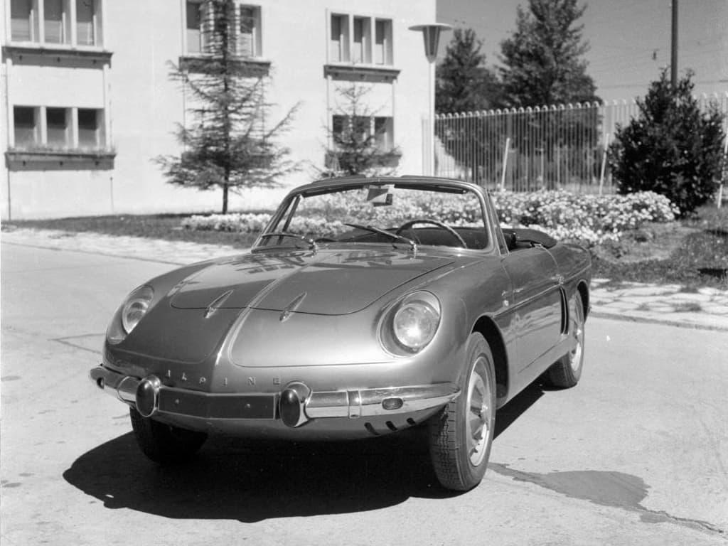 FASA Renault Alpine A108 Cabrio 1963–66 8   FASA Renault Alpine A110 : Amor de España !