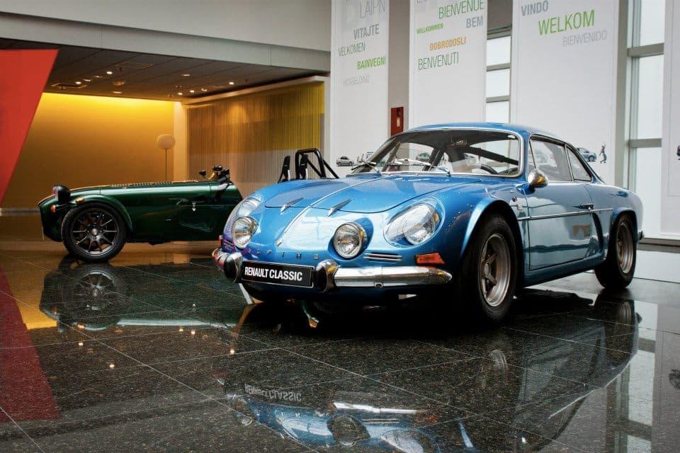 Jean-Pascal DAuce Alpine A110 1300 1971 - 11