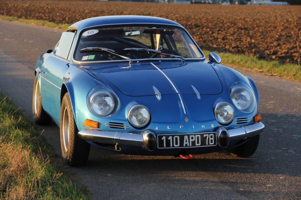 Jean Pascal DAuce Alpine A110 1300 1971 5 | Jean-Pascal Dauce et son Alpine A110 1300 de 1971