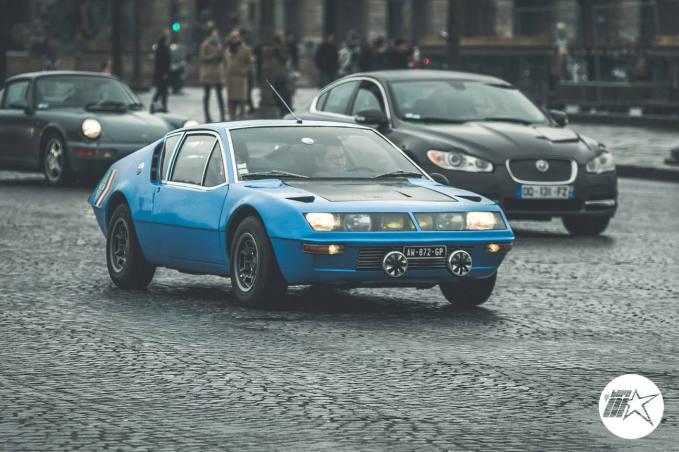 Alpine A106 A110 GTA Traversée Paris Type-01 - 8