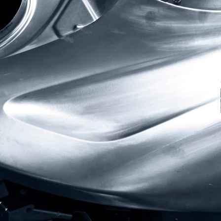 Alpine planet aluminium frame6