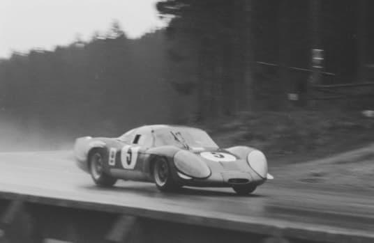 Alpine A220 Spa 1969