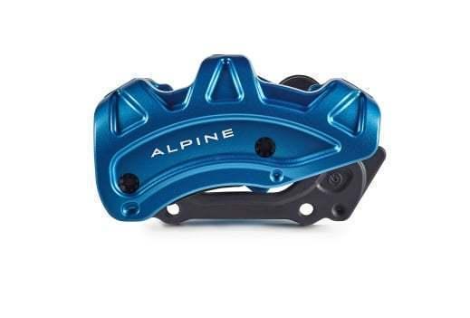 triers ECS de Brembo sur lAlpine A110 1 | Notre essai de la nouvelle Alpine A110 sur route !