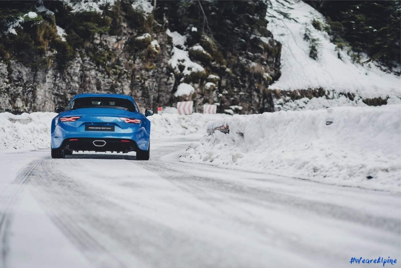 Genève 2017 Alpine A110 Premiere edition officielle 14 imp scaled | Salon de Genève 2017, toutes les informations officielles de l'Alpine A110 !