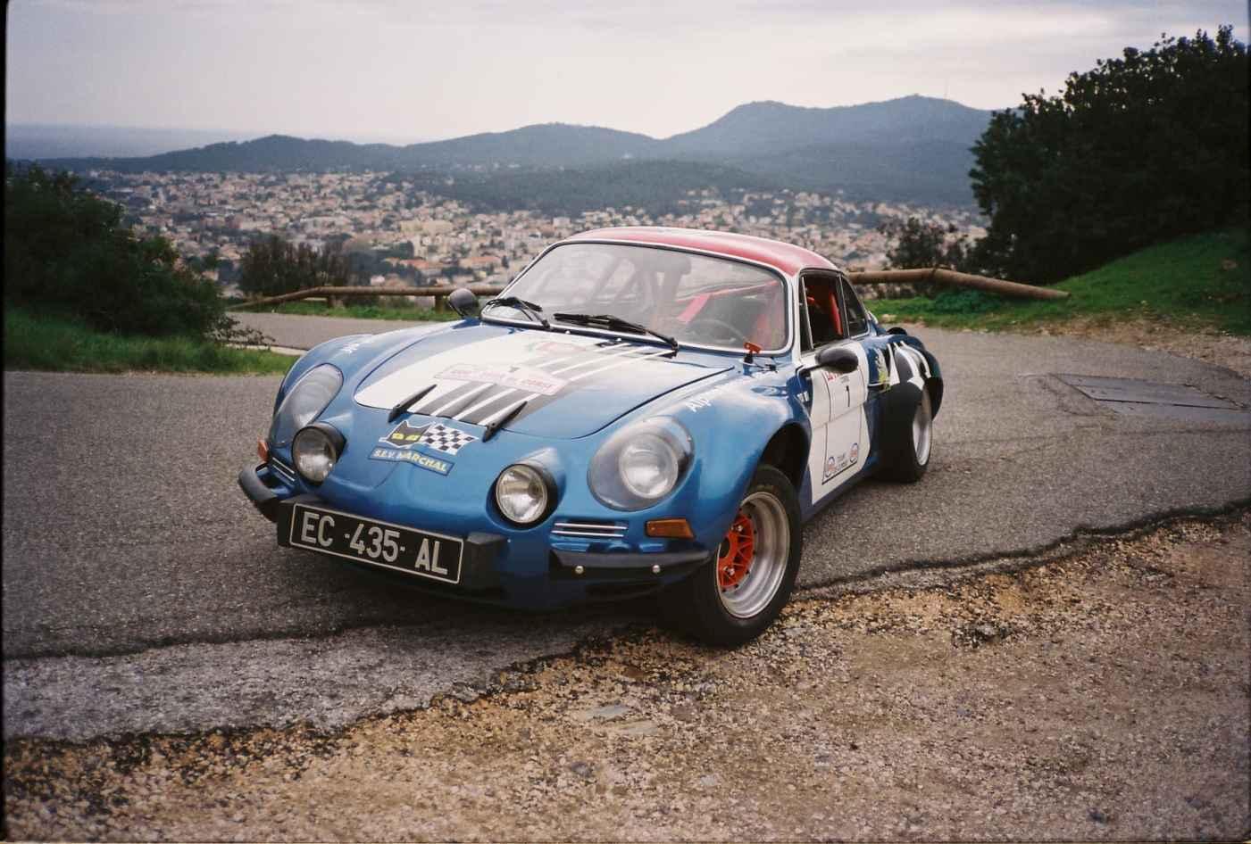 Alpine A110 DMCST Argentique - 1