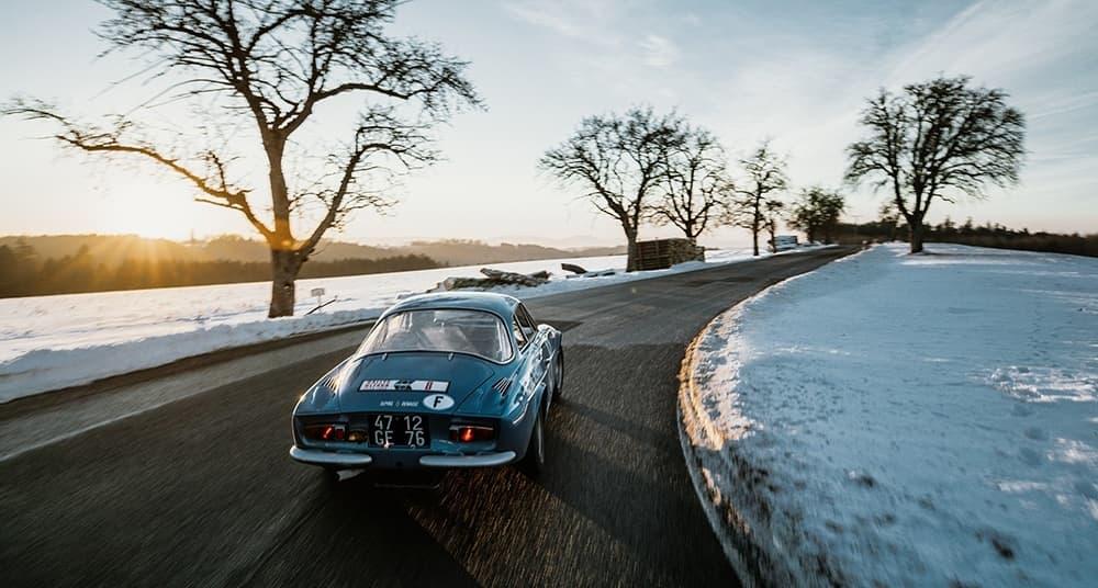 Alpine LAB et son Alpine A110 1300S Usine de 1968 Classic Driver - 26