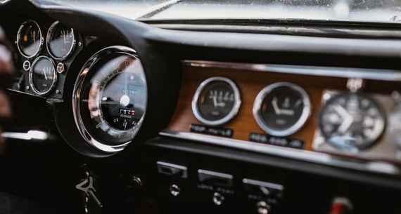Alpine LAB et son Alpine A110 1300S Usine de 1968 Classic Driver - 42