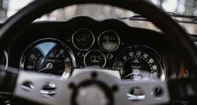 Alpine LAB et son Alpine A110 1300S Usine de 1968 Classic Driver - 53