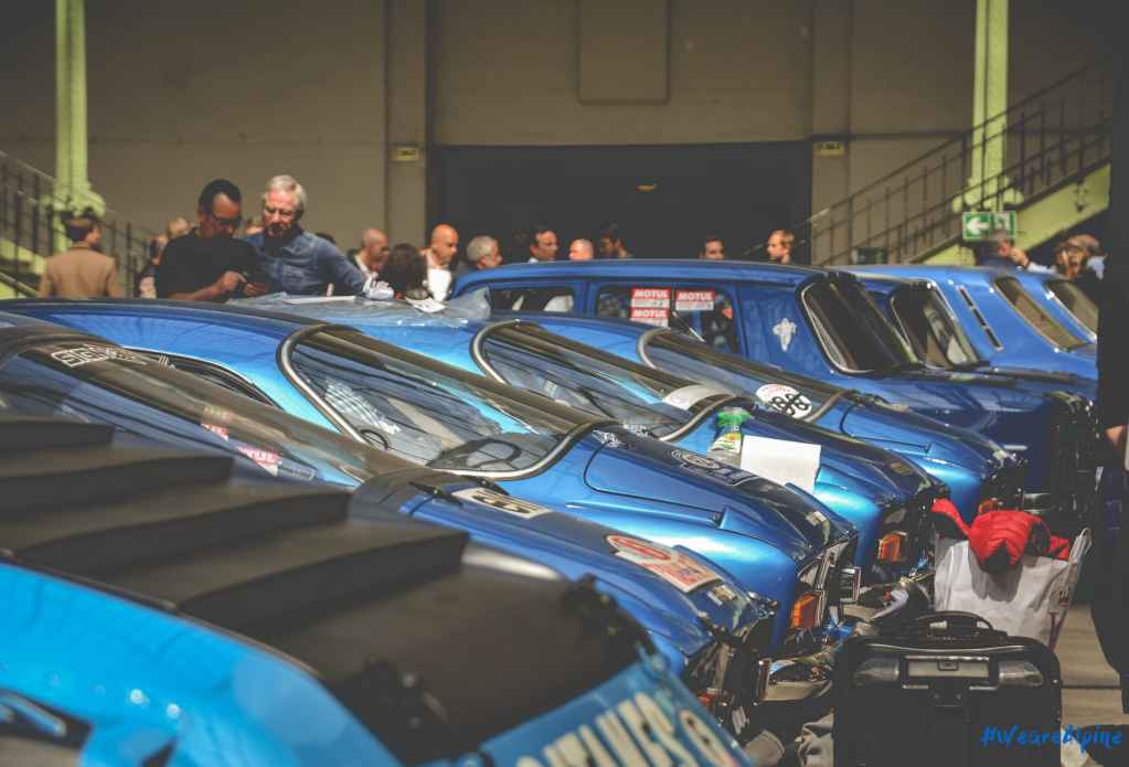 Tour Auto 2017 Alpine A110 A310 GPE Auto 5   Tour Auto 2017, les Alpine fidèles au poste !