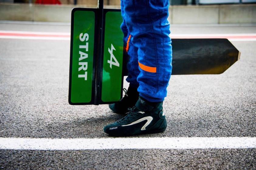 Spa Francorchamps Alpine Signatech WEC 2017 - 1