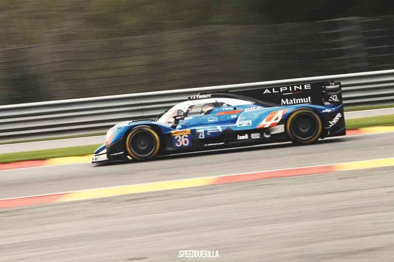 Spa Francorchamps Alpine Signatech WEC 2017 Speedguerilla - 13