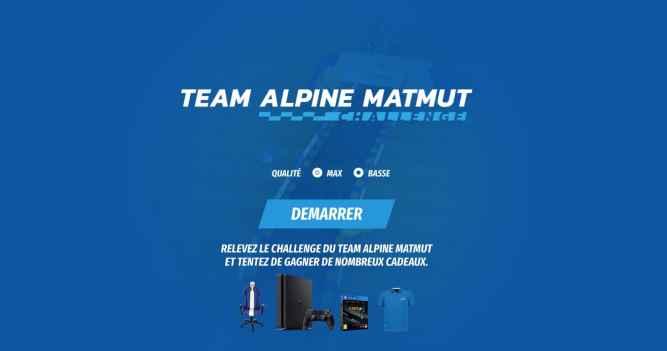 Team SIgnatech Alpine Matmut Challenge jeu video A470 - 1
