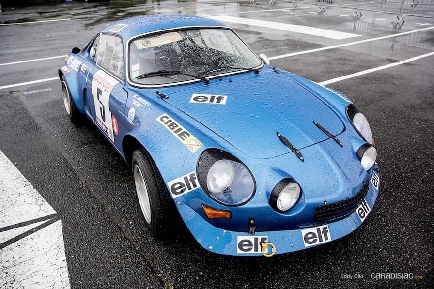 alpine A110 groupe 5 32 | Alpine A110 Gr.5 : un redoutable prototype à l'assaut des rallyes