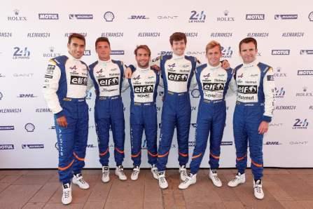 Alpine A470 24 Heures du Mans 2017 Signatech Matmut Endurance WEC Panciatici Ragues Menezes Rao Negrao Dumas (2)
