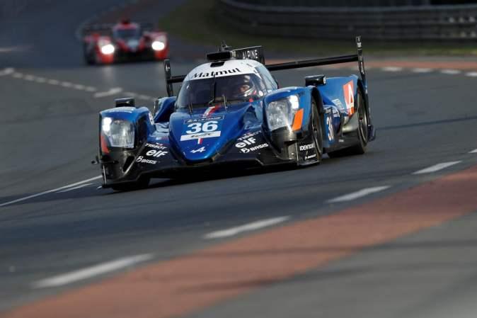 Alpine A470 24 Heures du Mans 2017 Signatech Matmut Endurance WEC Panciatici Ragues Menezes Rao Negrao Dumas (26)
