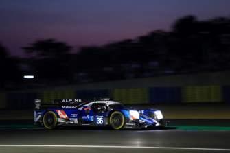 Alpine A470 24 Heures du Mans 2017 Signatech Matmut Endurance WEC Panciatici Ragues Menezes Rao Negrao Dumas (28)