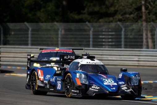 Alpine A470 24 Heures du Mans 2017 Signatech Matmut Endurance WEC Panciatici Ragues Menezes Rao Negrao Dumas (31)
