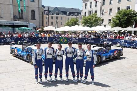 Alpine A470 24 Heures du Mans 2017 Signatech Matmut Endurance WEC Panciatici Ragues Menezes Rao Negrao Dumas (4)