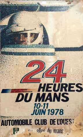 24 Heures du Mans 1978 pironi jabouille depailler jaussaud bell ragnotti frequelin a443 a442b a442a a442 victoire - 19
