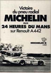 24 Heures du Mans 1978 pironi jabouille depailler jaussaud bell ragnotti frequelin a443 a442b a442a a442 victoire - 28