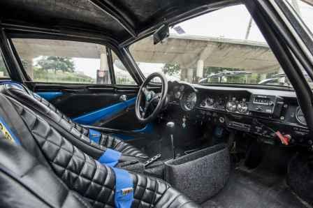 Alpine A110 1600S 1971 Usine Jean Pierre Nicolas - 18