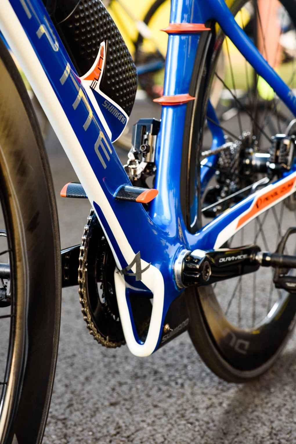 Velo Course Alpine 36 24 Heures Mans Deco Bike - 12