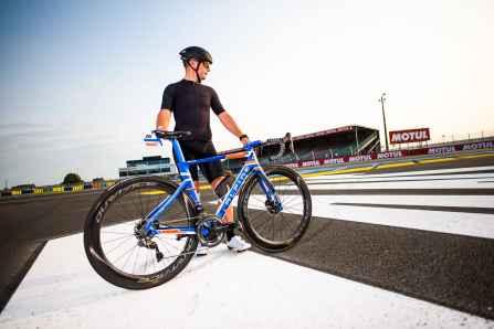 Velo Course Alpine 36 24 Heures Mans Deco Bike - 3