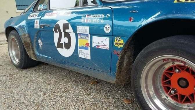 Classic Team#2c2m Alpine A110 1300S Ulule Monte Carlo Millet Caudoux - 3