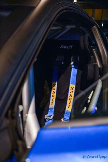 Alpine A110 Cup Signatech Studio Boulogne Billancourt GPE Auto - 21