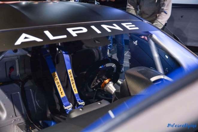 Alpine A110 Cup Signatech Studio Boulogne Billancourt GPE Auto 38 - L'Alpine A110 Cup en détail sous l'oeil de GPE Auto !