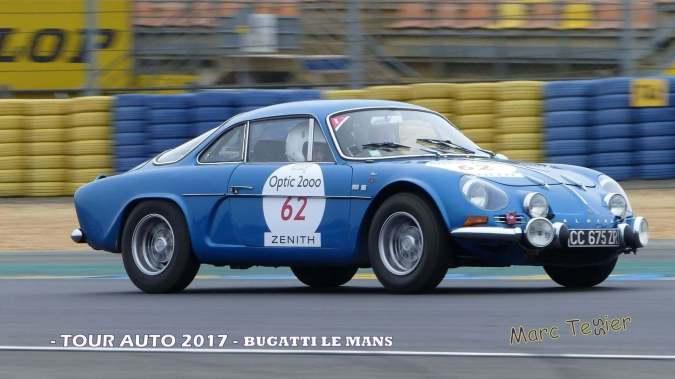 Alpine A110 Tour Auto 2017 Peter Planet - 18