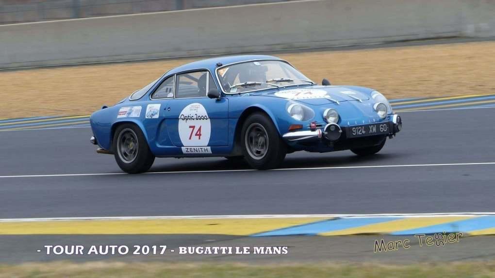 Alpine A110 Tour Auto 2017 Peter Planet - 25