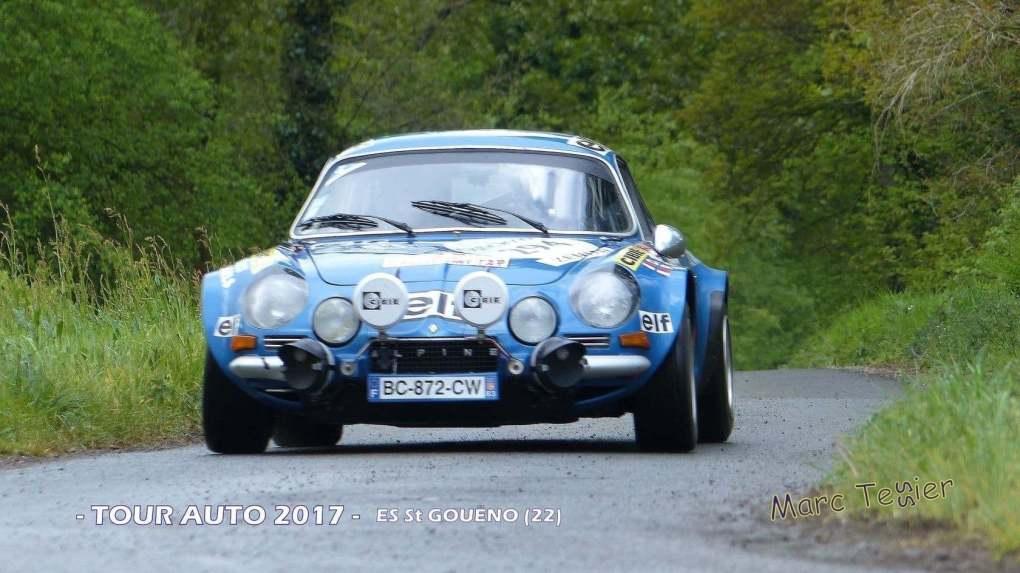 Alpine A110 Tour Auto 2017 Peter Planet - 30