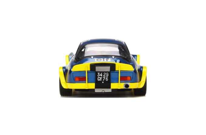 A110 1600 S Turbo OTTO Planet 1:18eme - 4