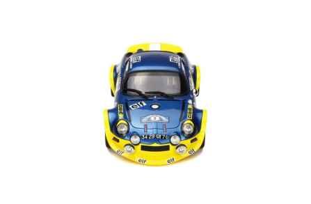 A110 1600 S Turbo OTTO Planet 1:18eme - 7