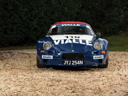 Alpine A110 B Vialle 1974 Rally cross (28)